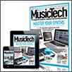 music recording print magazine from UK