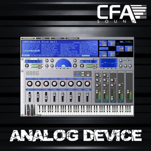 sounds for korg legacy cell