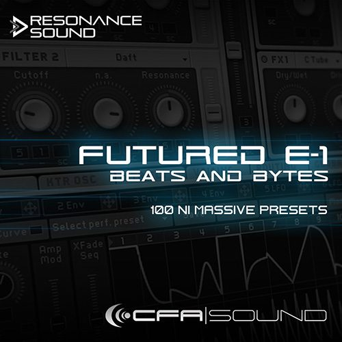 electro house sounds for massive synthesizer