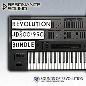 bundle of sounds for roland jd800/990
