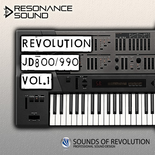 collection of roland jd800 and jd990 patches