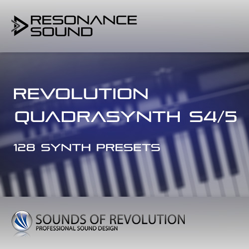 presets and patches for quadrasynth