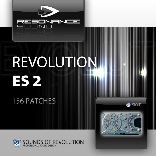 trance and edm ES2 patches