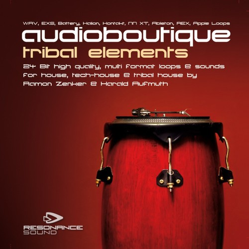 tribal percussion samples and loops