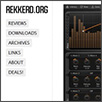 news blog about sounds and vst plugins