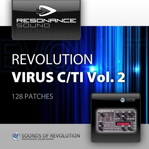 sounds for access music virus c/ti synthesizer