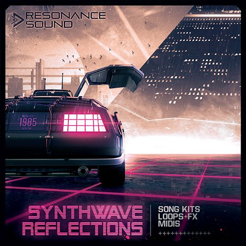 Resonance Sound – Synthwave Reflections