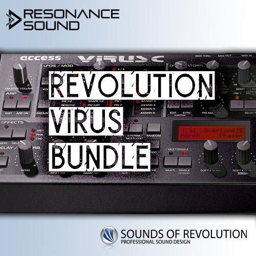 virus soundsets bundle