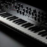 analog synthesizer called the korg prologue