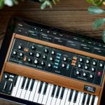 News: Minimoog Model D APP (IOS + AU)