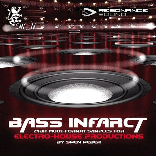 bass infarct electro house samples by swen weber