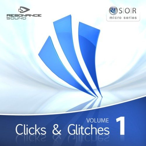 collection of clicks and glitch loops