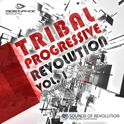 tribal progressive revolution samples and loop pack