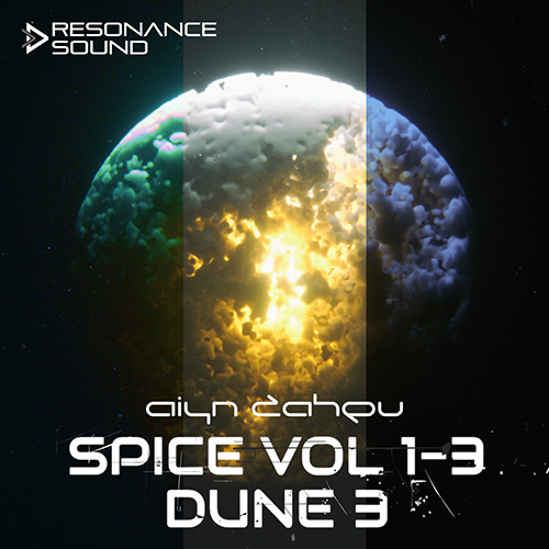 Spice Bundle contains 3 soundsets for Synapse Audio DUNE synthesizer