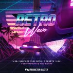 Sample collection of Loops for Retro wave Synthwave and 80s Music