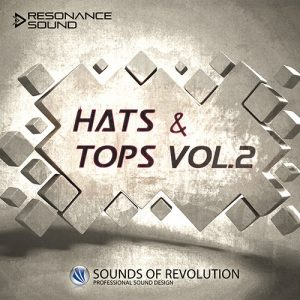 Hihat and top loops for house music