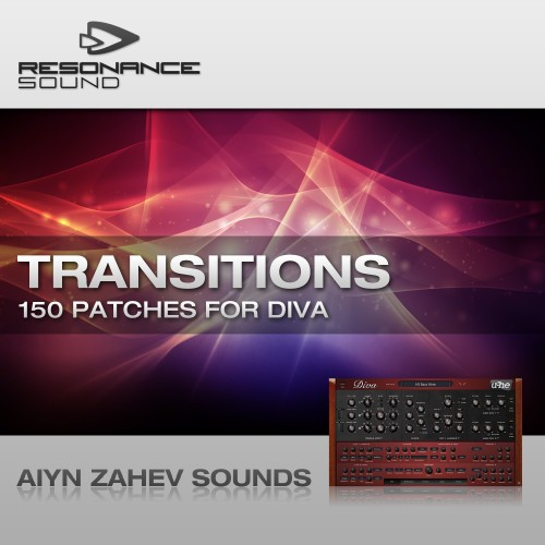 uhe diva patches by aiyn zahev sounds