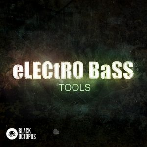 bass samples for electro music