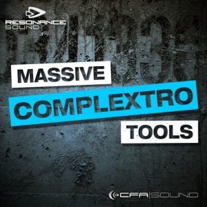 complextro presets and glitch hop synth presets for native instruments massive