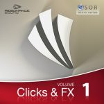 clicks and fx sound samples for media production
