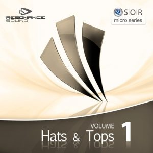 top and hihat loops for deep house music
