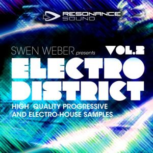 collection of electro house samples by DJ Swen Weber