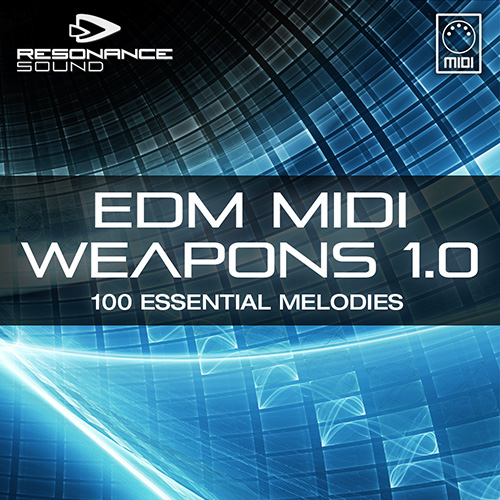 edm midi loops for music production