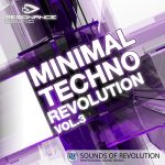 over 1400 minimal techno samples by sounds of revolution
