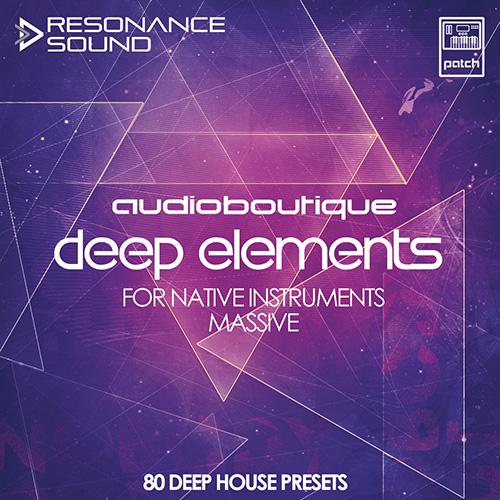 deep house patches for native instruments massive