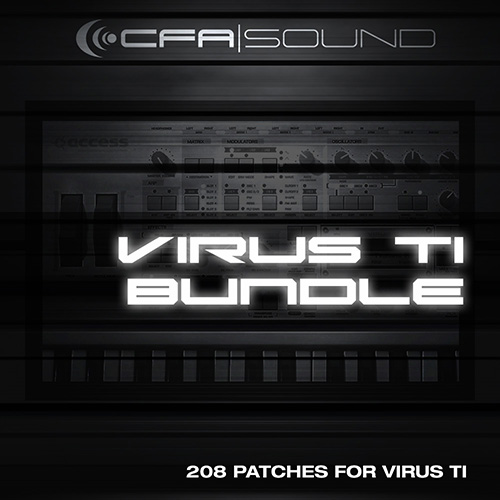 presets collection for virus ti synthesizer