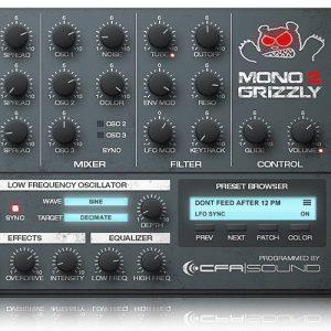 vst synthesizer for bass sounds