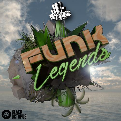 funk legends sample pack by black octopus