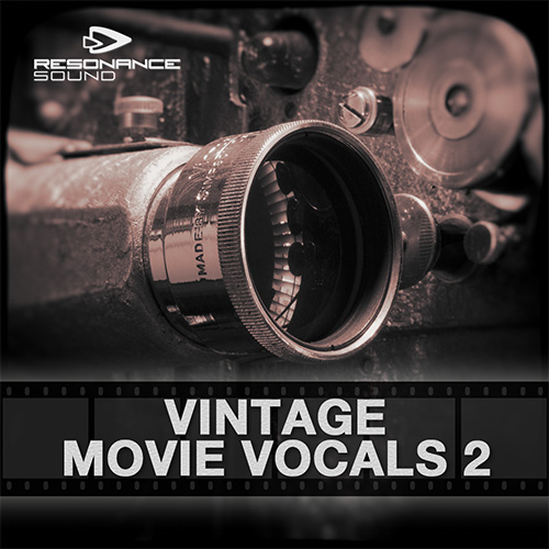 collection of old time movie vocals samples