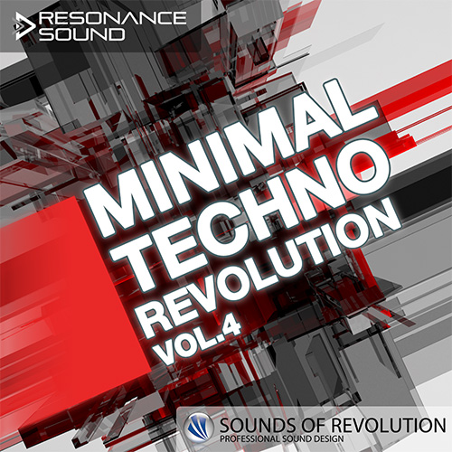 minimal techno loops and samples