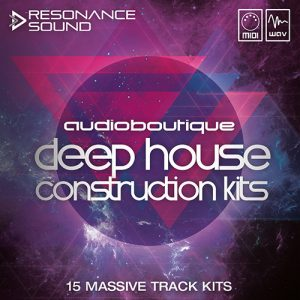 collection of construction kits for house music producer