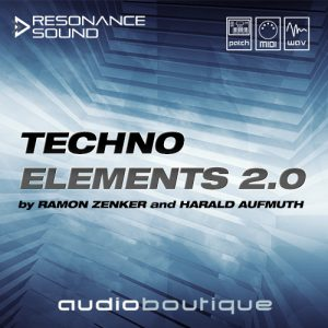 techno loops by audio boutique