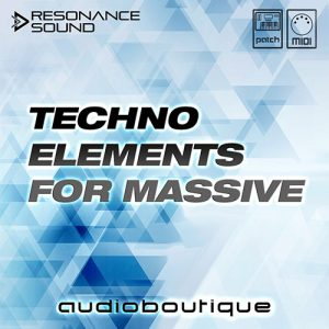 contemporary techno presets for massive