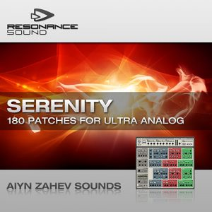 synth presets for AAS ultra analog synthesizer