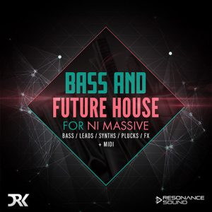 future house and bass house patches for NI Massive