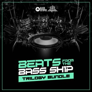 dubstep samples and serum presets by black octopus sounds