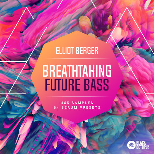 collection of future bass loops by the producer elliot berger