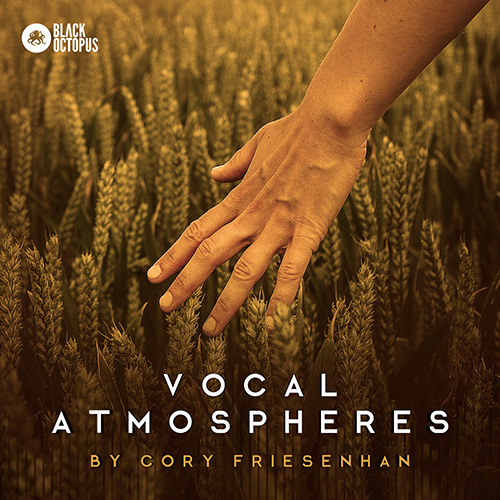 vocal samples by cory friesenhand and black octopus