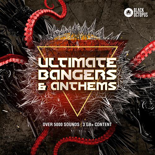 edm samples by black octopus sound