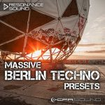 techno presets for native instruments massive synthesizer