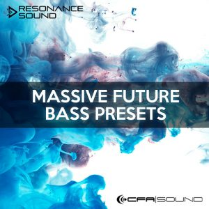 collection of future bass sounds for native instruments massive synthesizer