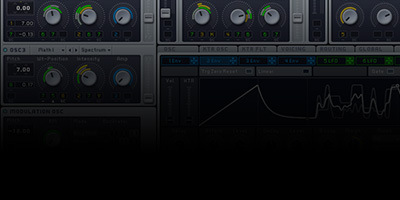 help guide about how to load and convert massive presets