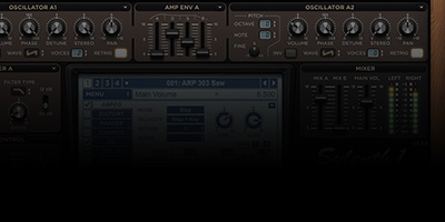 how to load soundbanks into sylenth1 synthesizer