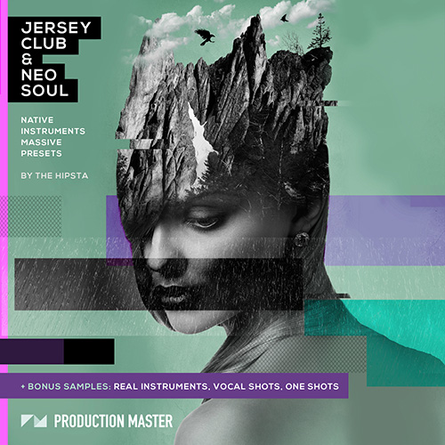 typical jersey club and rnb sounds for music composers