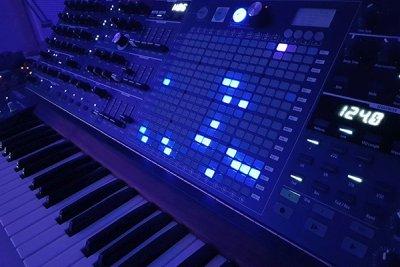 minimal techno sample creator