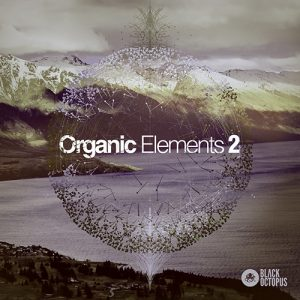 organic drum loops for deep and tech house music